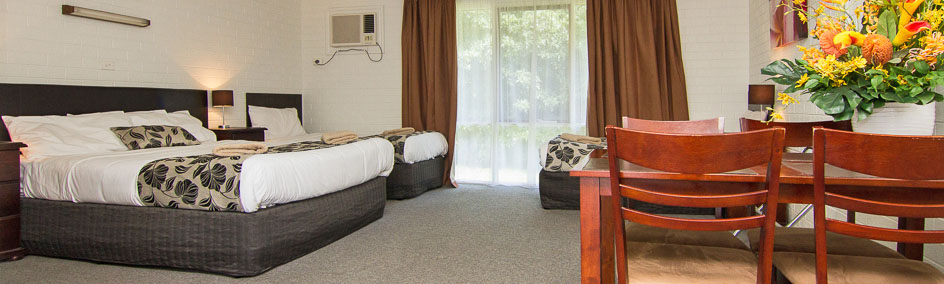 Frankston Motel provides comfortable, well-appointed accommodation for the whole family